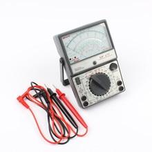 Multímetro MF47F MF-47F AC DC Voltímetro Amperímetro Ohmmeter multímetro analógico medidor de ampere volt ohm