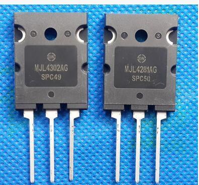 5Pairs MJL4302A MJL4302 MJL4281A MJL4281 TO-3PL