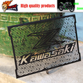 Free Shipping Motorcycle Accessories Radiator Grille Guard Cover Protector For Kawasaki Z800