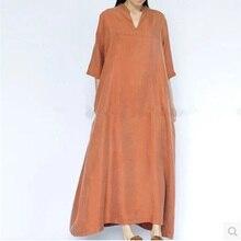 Новые товары, перечисленные в летом года, дизайн высокого класса свободного большого размера Шелкового женского платья