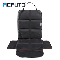 PIC AUTO Car Seat Protect Pad For Baby Infant Seat Cushion Waterproof Thick Padding Extra Wide