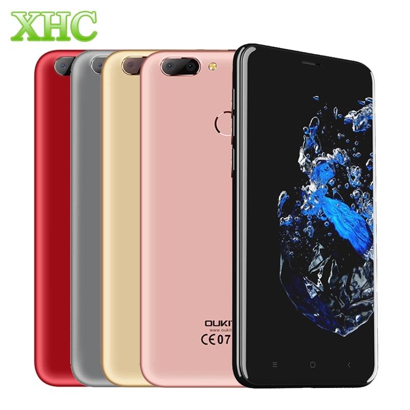 OUKITEL U20 Plus 16 GB LTE 4G Smartphone Dual Trasera 13MP 5.5 pulgadas 2.5D FHD