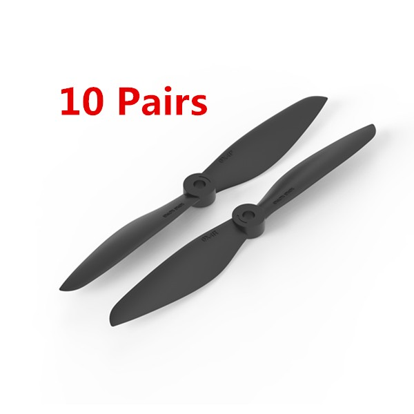 KINGKONG/LDARC <font><b>6040</b></font> <font><b>Propellers</b></font> CW & CCW 10 Pairs For QAV250 RC Helicopter Quadcopter Multirotors Drone image