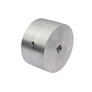 Image 4 - 1 piece Belt Grinder Knife Grinder Wheel Fully Aluminum Contact Wheel Active wheel