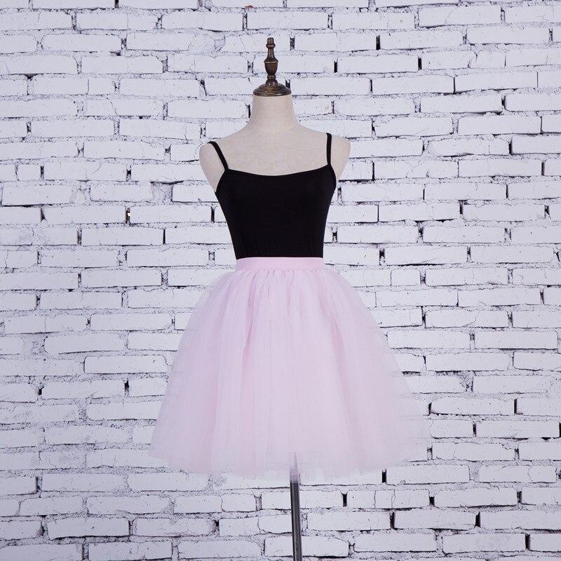 FOLOBE Vintage Style 5 sluoksniai Stock 12 Spalvos Dancewear Ball - Moteriški drabužiai - Nuotrauka 6