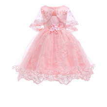 New Baby Events Party Wear Tutu Tulle Infant Christening Gowns Children's Princess Dresses For Girls Toddler Evening Dress-in Dresses from Mother & Kids on Aliexpress.com | Alibaba Group