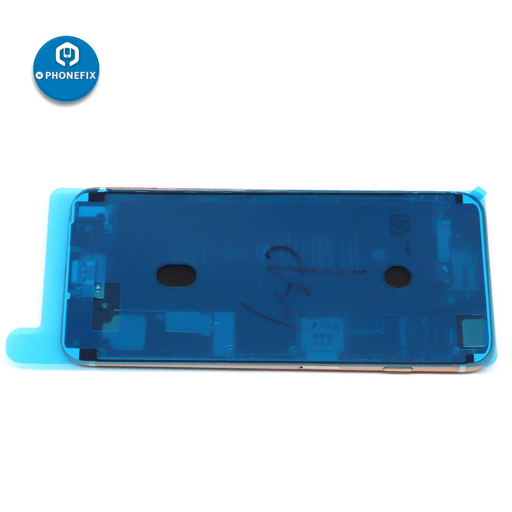 2pcs LCD Display Screen Adhesive Tape Strips Replacement For IPhone 6S 7 8 X MAX XR Front Housing Frame Waterproof Adhesive Glue