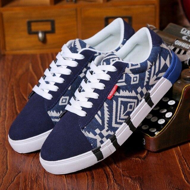 Neue Modelle Beliebtesten Modelle Männer Folk Benutzerdefinierte Kämpfen  Farbe Leinwand Sport Trend Retro Schuhe Britischen