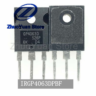 1 шт. /лот IRGP4063D IRGP4063DPBF GP4063D IRGP4063 с изолированным затвором (IGBT) 600 V 96A 330 W-247 наилучшее качество IC