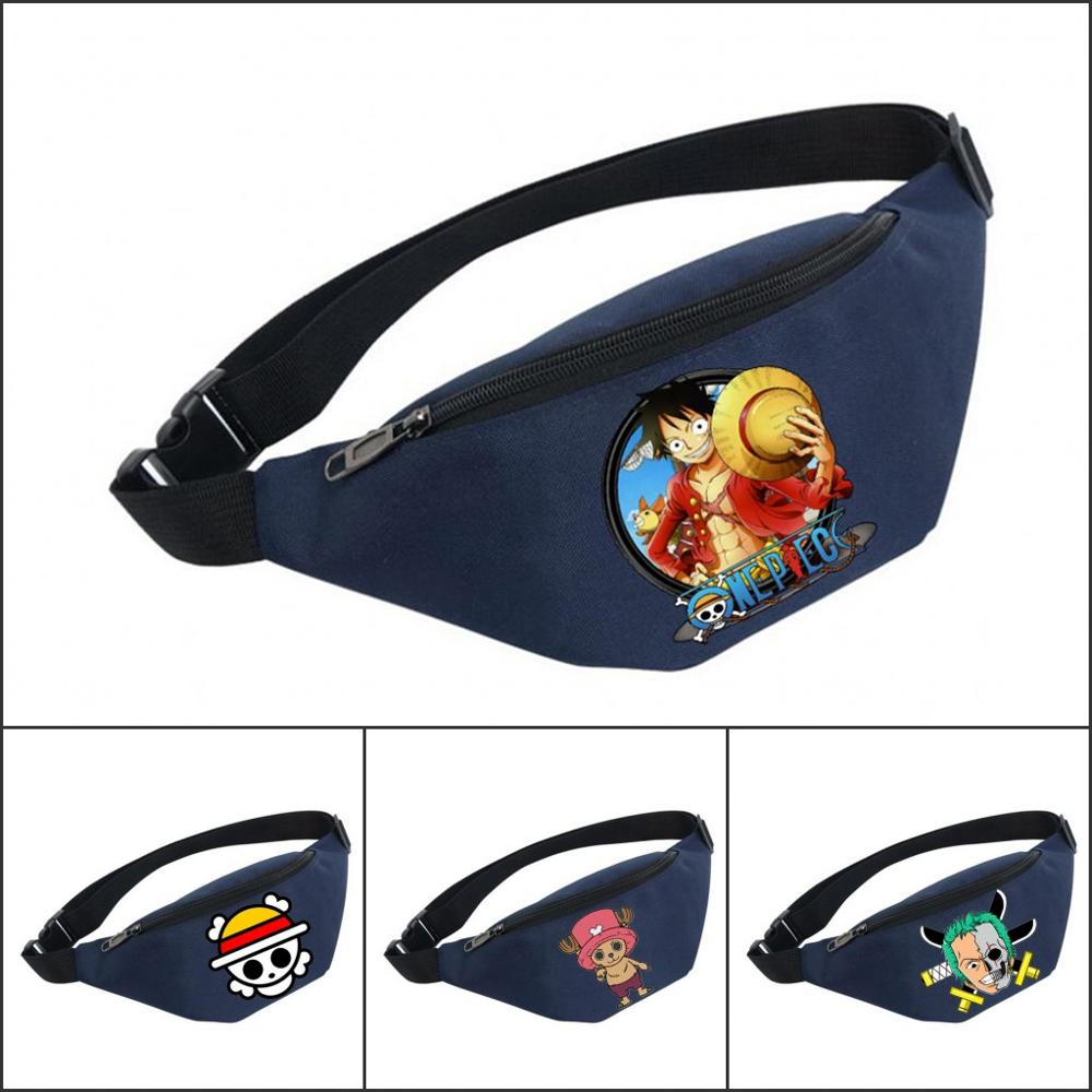 Waist Bag Women Belt Waterproof Chest Handbag Unisex Fanny Pack Ladies Waist Pack Belly Bags For ONE PIECE