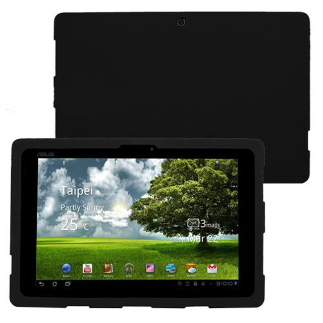 New Original Ultra Slim Luxury Silicon Soft Cover Back Shell Rubber Smart Silicone Case For Asus Eee Pad Transformer Prime TF101 asus transformer prime tf300tg 3g купить