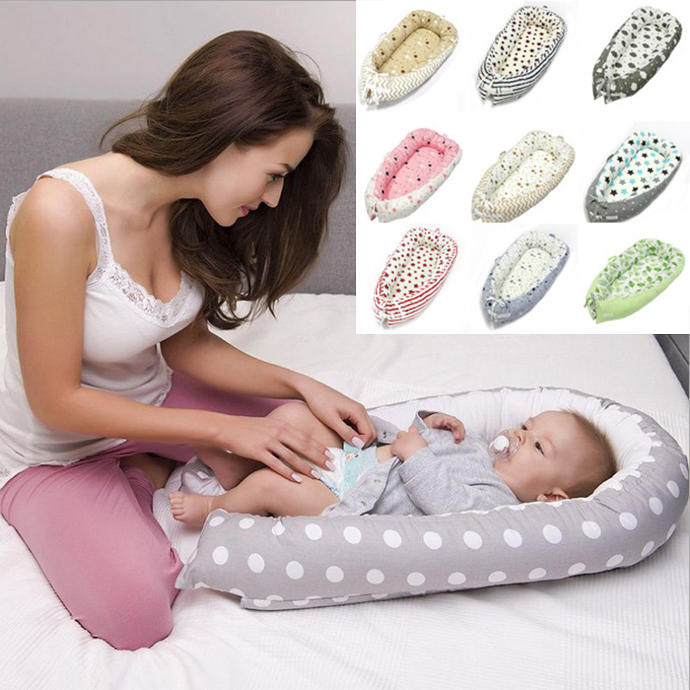 Baby Nest Bed Crib Portable Removable And Washable Crib Travel Bed For Children Infant Kids Cotton Cradle Folding Baby Bed CribBaby Nest Bed Crib Portable Removable And Washable Crib Travel Bed For Children Infant Kids Cotton Cradle Folding Baby Bed Crib
