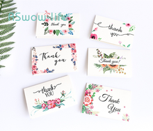 6pcs Mid-Autumn Festival Teacher's Day Christmas Retro Simple Thank You Thanksgiving Hot Stamp Greeting Card Festival Supplies
