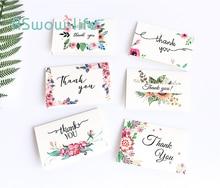 6pcs Mid-Autumn Festival Teacher's Day Christmas Retro Simple Thank You Thanksgiving Hot Stamp Greeting Card Festival Supplies 3 day pass fuji rock festival 2017 niigata