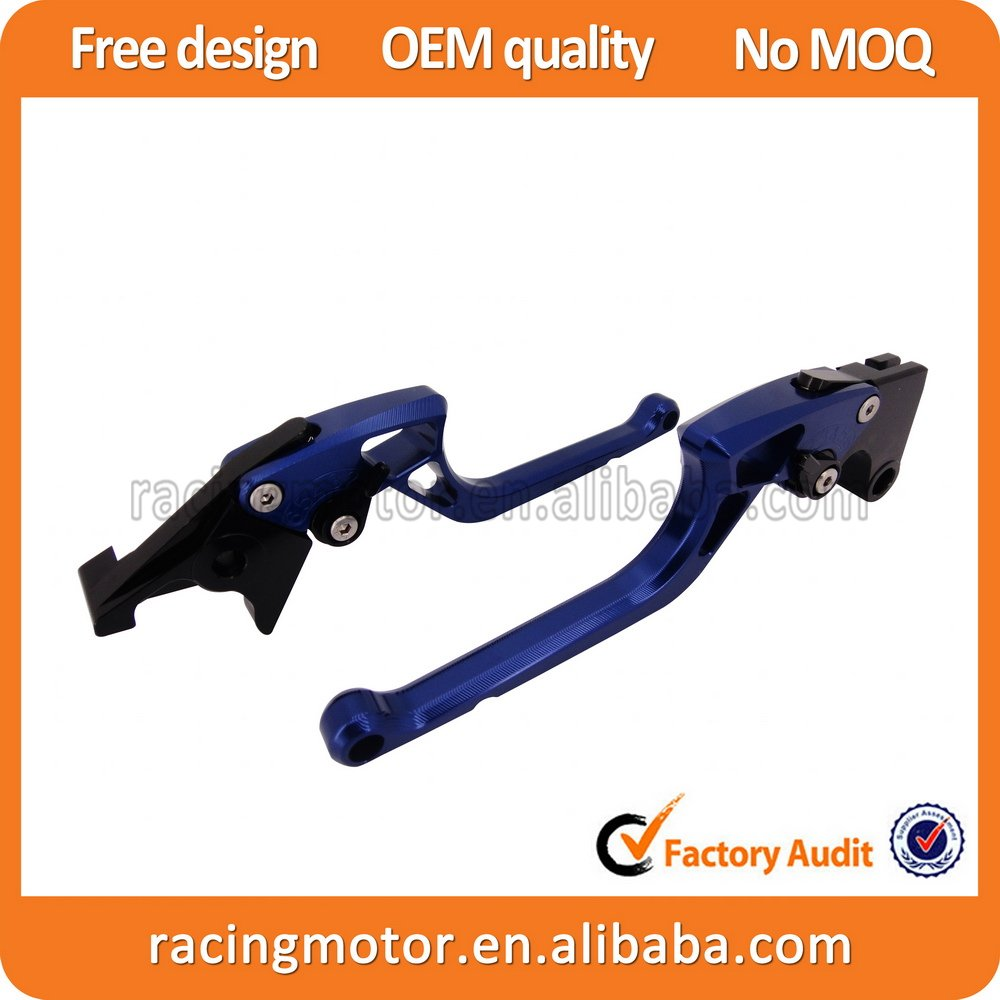 New Unbreakable CNC Labor-Saving Adjustable Right-angled 170mm Brake Clutch Levers For Yamaha YZF R1 2004 2005 2006 2007 2008 new cnc labor saving adjustable right angled 170mm brake clutch levers for kawasaki z1000 2003 2004 2005 2006