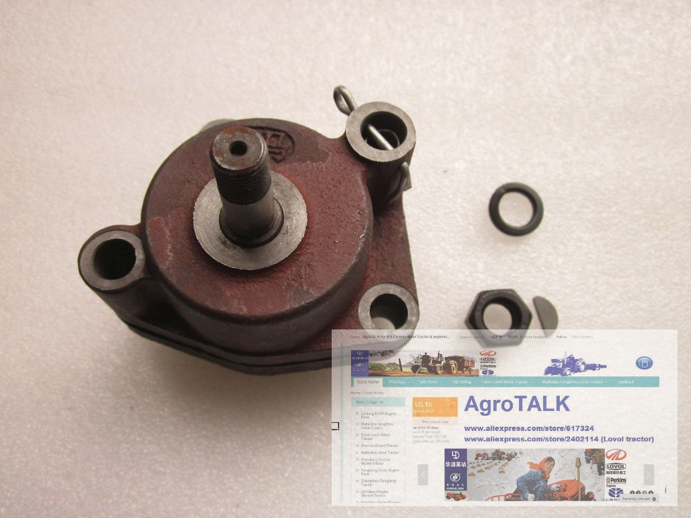 The oil pump for the engine Yangdong YND485Q YND485T oil pump for mitsubishi 6d31 engine
