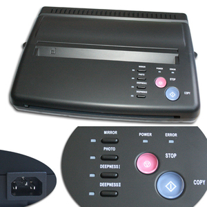 Image 3 - Tattoo Transfer Machine Printer Drawing Thermal Stencil Maker Copier for Tattoo Transfer Paper