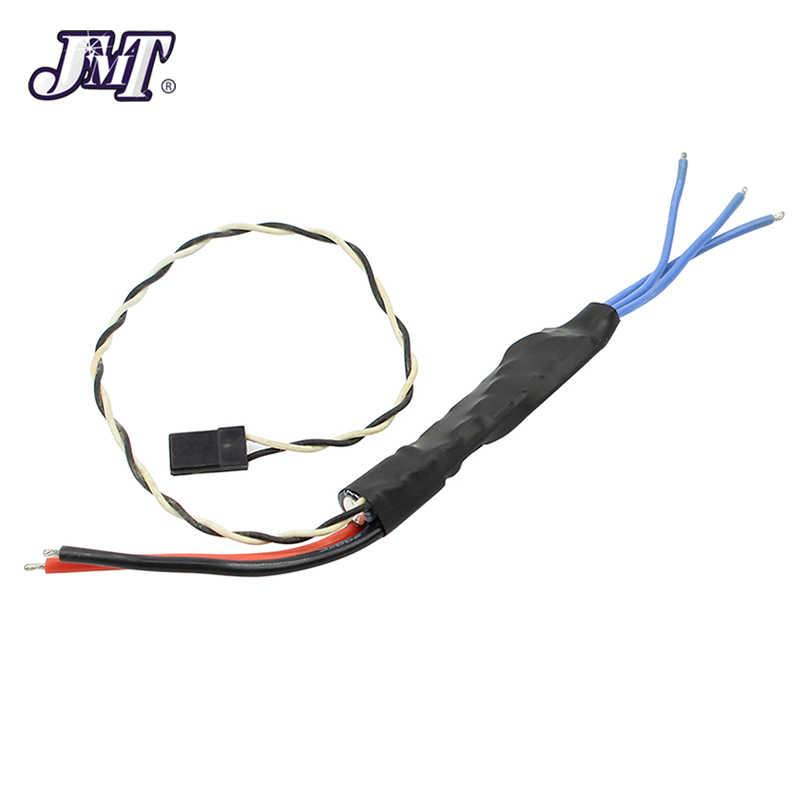 JMT 30A Mini ESC 2-4S BLHELI V13.2/simonje Firmware controlador de velocidad para cuadricóptero multicóptero Avión RC multirotor