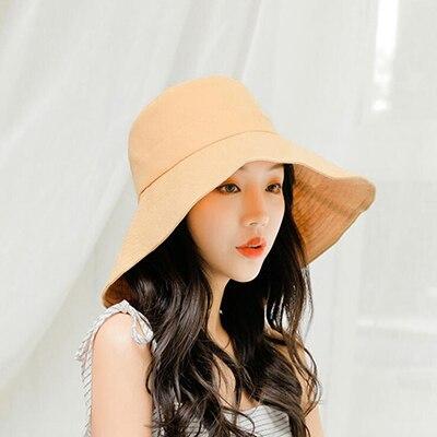 Bucket Hat Women Flat Cap...