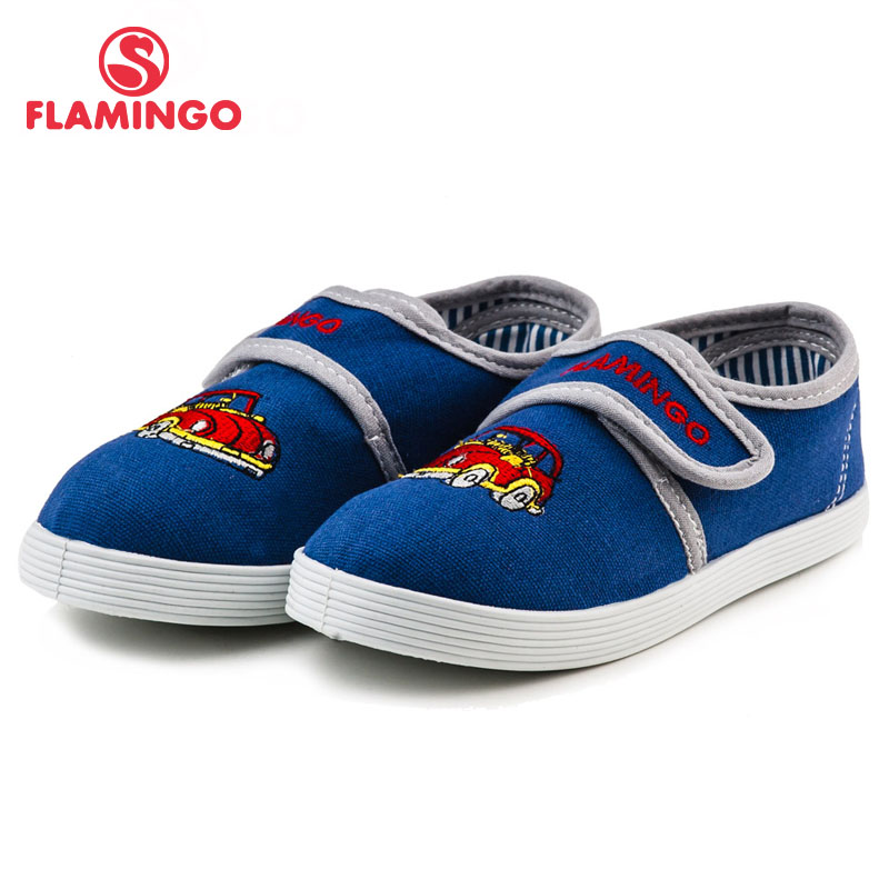 FLAMINGO famous brand 2016 New Arrival Spring & Summer Kids Fashion High Quality shoes for boys 61-TR107/61-TR108