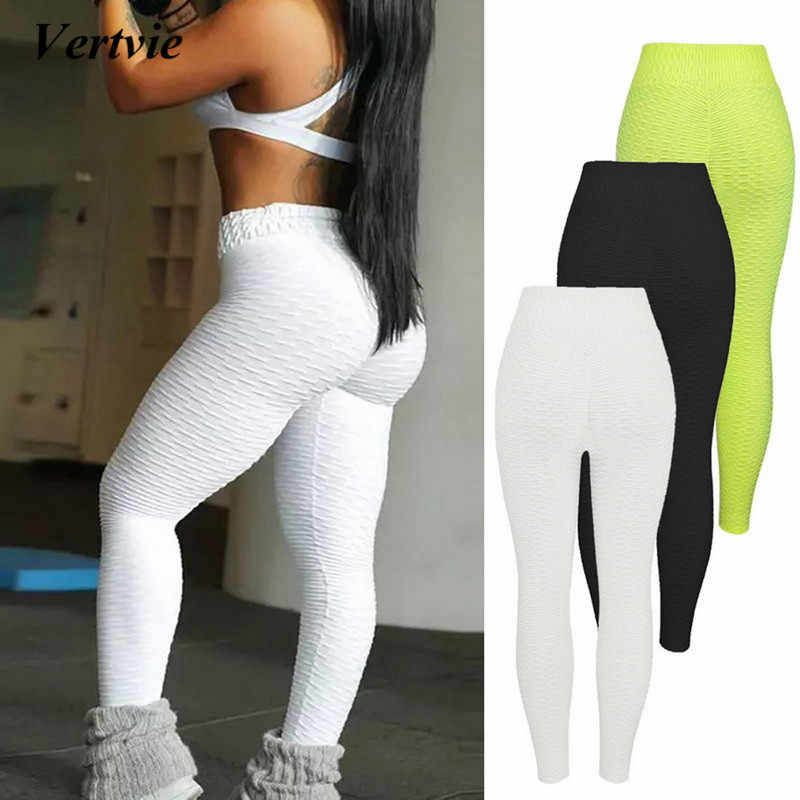 af21617eac855 2018 women Hot Yoga Pants Printed Sport leggings Push Up Running Tights Gym  Exercise pants High
