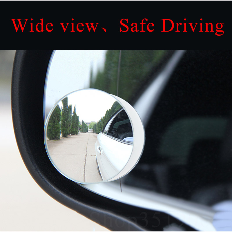 Automobiles & Motorcycles Car Stickers Spirited Safety Driving Car Rear View Mirror Auxiliary Blind Spot Mirror For Chevrolet Spark Ev Volt Camaro Corvette Captiva Accessories Moderate Price