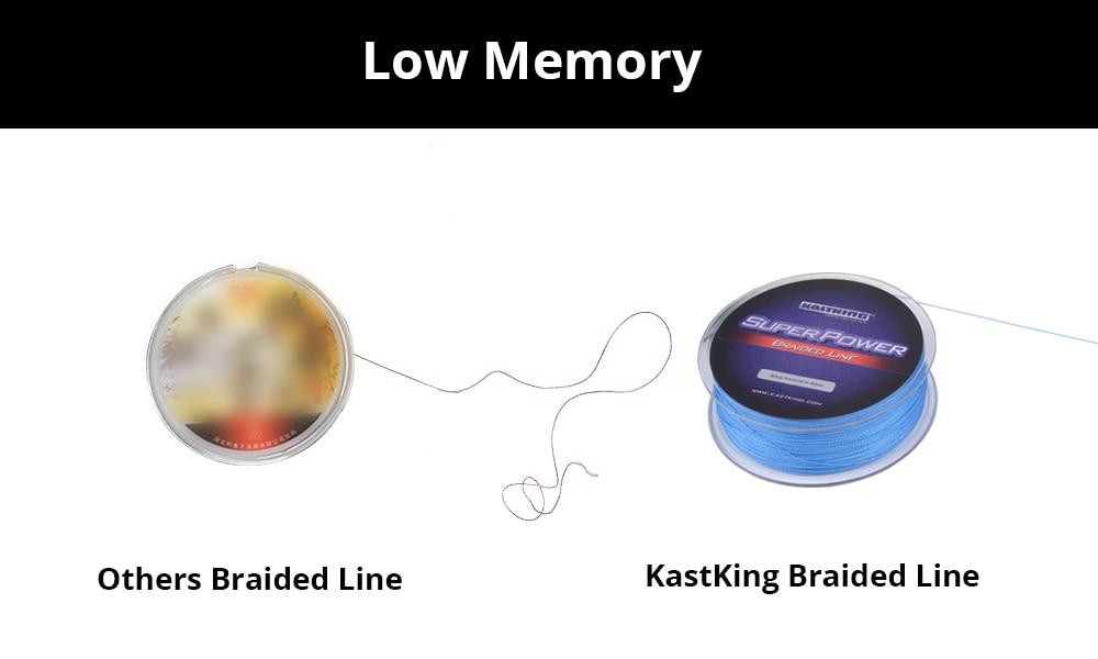KastKing Assorted Braided Fishing Line 14