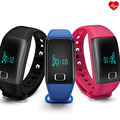 Waterproof Smart Band T1 BT 4.0 smartband Heart Rate Monitor Sendentary Reminder wristband For Android IOS pk xiaomi mi band 2