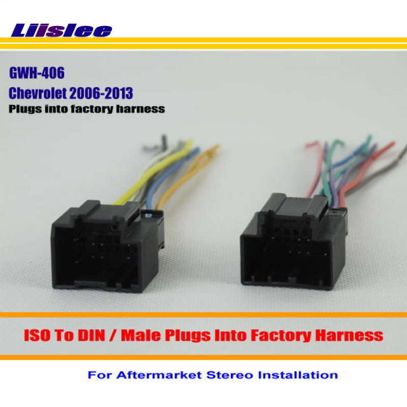 Liislee Car Wire For Saturn Aura Ion Outlook Sky Vue Car Stereo Adapter Connector Plugs into liislee car wire for saturn aura ion outlook sky vue car stereo 2002 Saturn Radio Wiring Diagram at gsmx.co