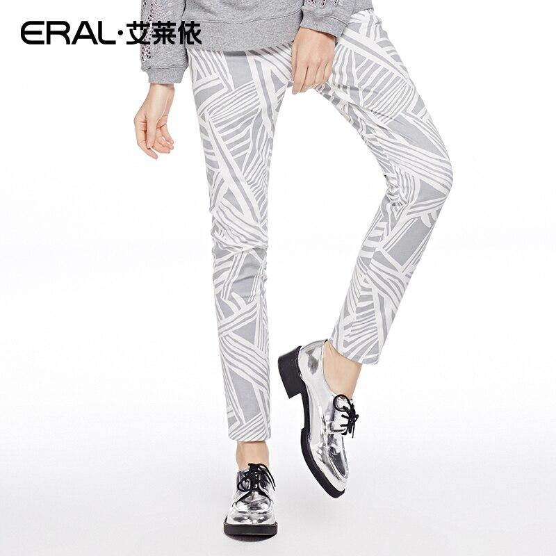 ERAL 2016 Women s Spring Casual Geometric Pencil Pants ERAL38018 EXAD