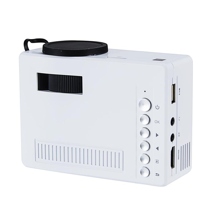 Newest Original UNIC UC18 Projector Mini Pico Portable 3D