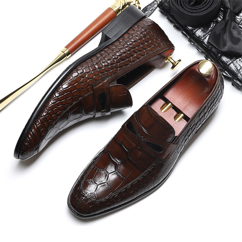New fashion England leather shoes men's leather business men's shoes spring and autumn comfortable dress brogues 2015 new spring and autumn full for grain embossed leather england men s solid fashion business dress wedding derby shoes flats
