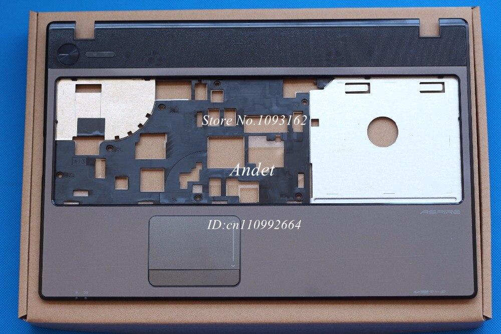 New Original For ACER ASPIRE 5551 5251 5741 5551G 5251G 5741G Palmrest Upper Case Cover Touchp 60.PW002.001 AP0C9000300 куплю маз 5551 5549 в украине