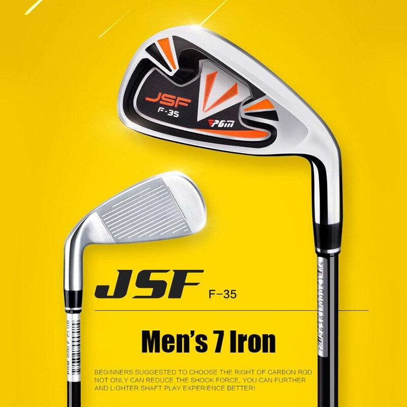 PGM De Golf De Fer Clubs pour Hommes JSF F-35 #7 Hommes Main Droite pour Débutants TiG001