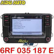 6RF 035 187 E CarPlay Android otomatik RCD330 RCD340 artı Noname radyo 6RF035187E