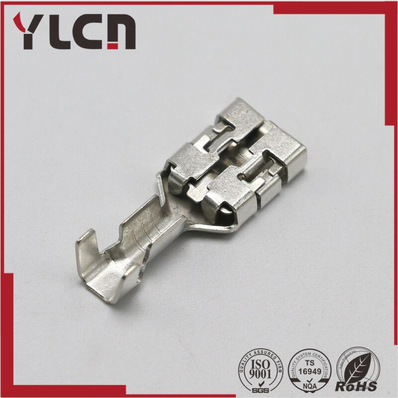 Free shipping 9.5 mm used for 58 connector wire terminal Crimp terminal auto electrical female terminal 7116-3250