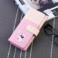 Women Wallets Fashion Geomatric Print Brand Design Long Female Purse lady Card Holder Clutch Wallet