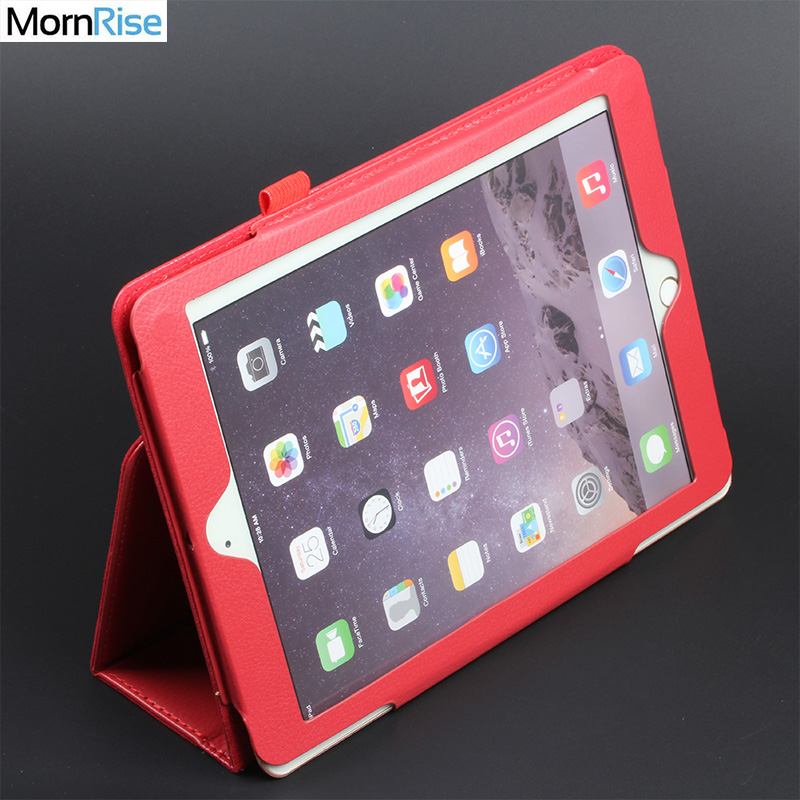 New Folding folio stand smart case For ipad 4 Case fundas For apple ipa