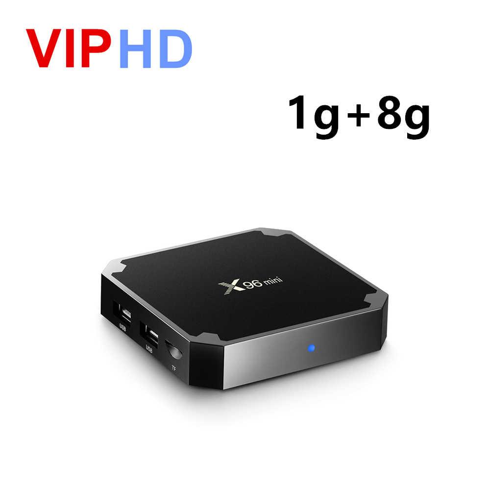 X96 Mini Android Smart Tv Box étape Tv arabe France turquie allemagne afrique espagne Portugal albanie brésil pays-bas Pk Neo Volka