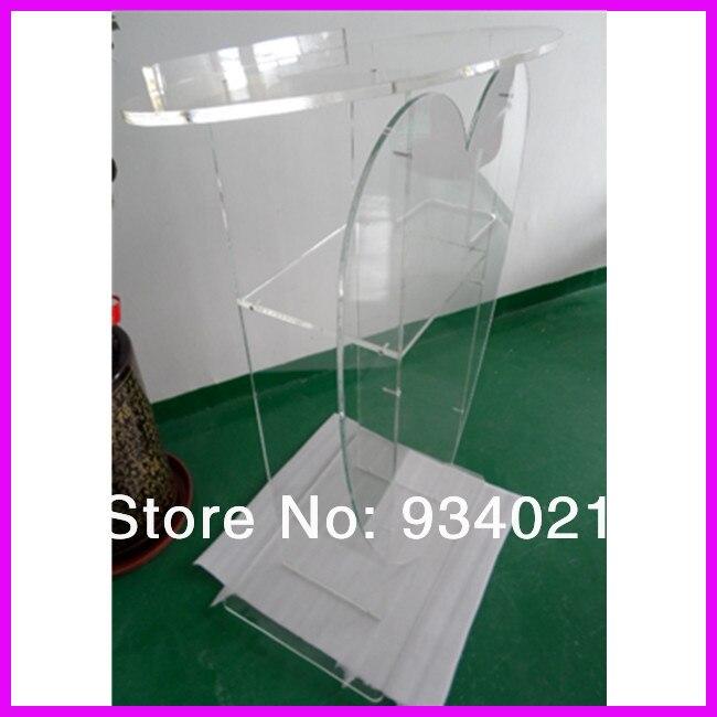 Acrylic Podium, Perspex Pulpit Plexiglass
