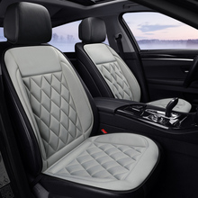 Car heating cushion winter general car electric heating pad seat heating pad double single seat single car heating pad цены онлайн