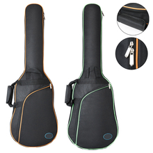 101 x 34 5cm Oxford Fabric Electric Guitar Gig Bag Double Straps Pad 8mm Cotton Thickening Soft Cover Waterproof Backpack