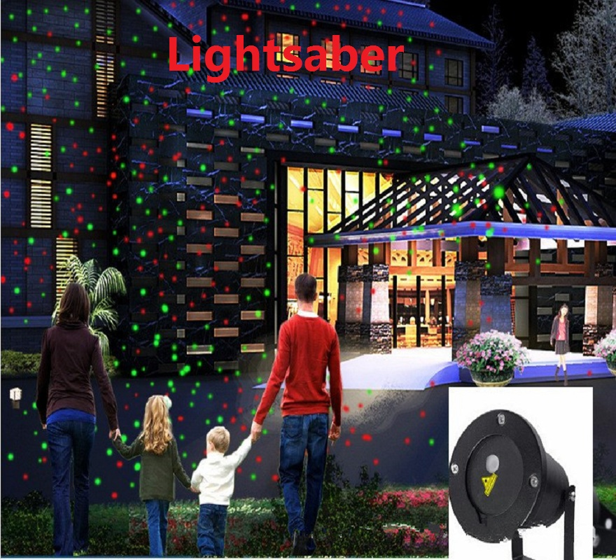 Garden laser light Red and Green Projector Tree Landscape lamp with wireless remote controAC110-240V for garden Christmas decor колонка interstep sbs 150 funny bunny light green