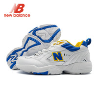 NEW BALANCE men Badminton Shoes Hot Dad Shoes lace up sneakers Increased Outdoor Sport Shoes For women