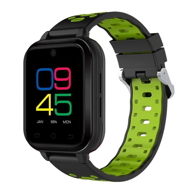 696 Q1 4G Smart Watch MTK6737 1GB Ram 8GB Rom Android 6.0 Wristwatch 1.54