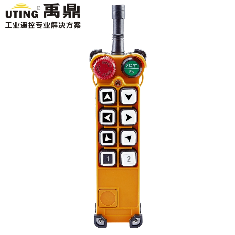 Telecontrol F26-A1 Industrial wireless remote control transmitter for crane 1 transmitter nice uting ce fcc industrial wireless radio double speed f21 4d remote control 1 transmitter 1 receiver for crane