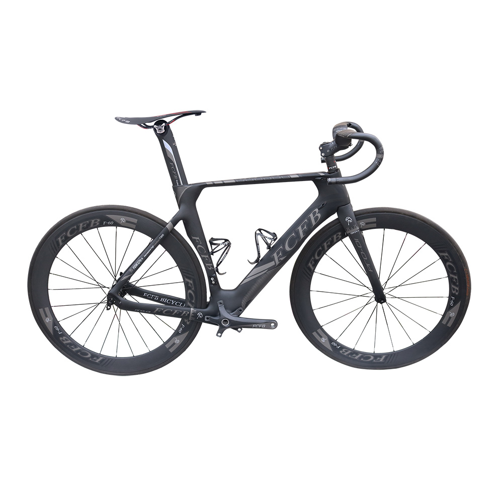 2017new FCFB Carbon Road Bike Frame Di2 and Mechanical 47/49/51cm road Frame Fork headset carbon bicycle handlebar set seddle track frame fixed gear frame bsa carbon 1 1 2to 1 1 8 bike frameset with fork seatpost road carbon frames fixed gear frameset