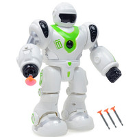 High Quality Electronic Intelligent RC Musical Walk Smart Space Robot Astronaut Kids Fighting Light Toys Robot