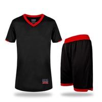 2016 Summer Big Size XL 6XL Brand JAESS High Quality Basketball Jersey Set Men Team Customizable