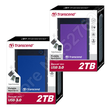 U.S. Military-grado de la Protección Anti-shock 25H3 USB 3.0 Disco Duro Externo de 1 TB HDD 1000 GB Duro Almacenamiento En disco 2 T 2000 GB